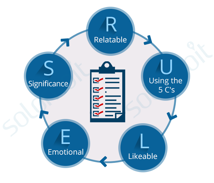 5social-selling-rules