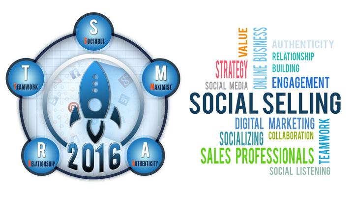 SMART social selling in 2016