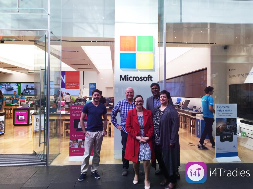 Microsoft Brand Ambassodors Australia